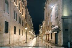 Κροατία διάσπαση παλαιό μέρος πόλεων Στοκ Εικόνες