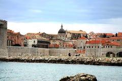 Κροατία dubrovnik Στοκ Φωτογραφία
