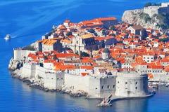 Κροατία dubrovnik Στοκ φωτογραφίες με δικαίωμα ελεύθερης χρήσης
