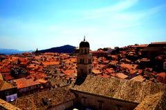 Κροατία dubrovnik Στοκ Φωτογραφίες