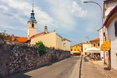 Κροατία Rijeka στοκ φωτογραφίες