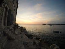 Κροατία rovinj Στοκ Φωτογραφία