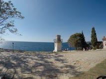Κροατία rovinj Στοκ φωτογραφία με δικαίωμα ελεύθερης χρήσης