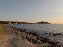 Κροατία rovinj Στοκ εικόνα με δικαίωμα ελεύθερης χρήσης