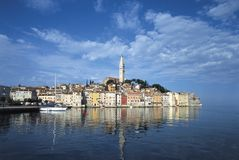 Κροατία rovinj στοκ εικόνα