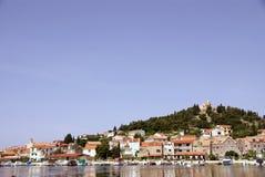 Κροατία tribunj στοκ εικόνα