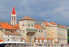 Κροατία trogir Στοκ εικόνα με δικαίωμα ελεύθερης χρήσης
