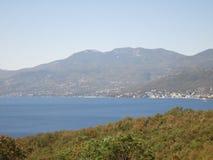 Κροατική ακτή Στοκ Εικόνα
