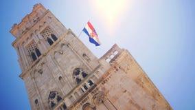 κροατικός πύργος Στοκ Φωτογραφία