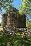 Κροατικό μικρό παρεκκλησι στο νησί Krk στοκ φωτογραφίες