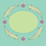 Κροκόδειλος πλαισίων Στοκ εικόνα με δικαίωμα ελεύθερης χρήσης