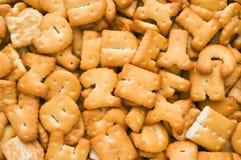 κροτίδα μπισκότων Στοκ Φωτογραφίες
