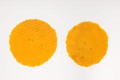 κροτίδες γύρω από δύο Στοκ φωτογραφία με δικαίωμα ελεύθερης χρήσης