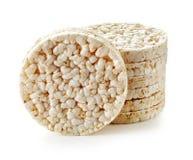 Κροτίδες ρυζιού Στοκ φωτογραφία με δικαίωμα ελεύθερης χρήσης