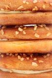 Κροτίδες σάντουιτς Στοκ φωτογραφίες με δικαίωμα ελεύθερης χρήσης