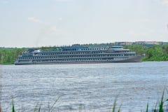 Κρουαζιέρα ποταμών Στοκ φωτογραφία με δικαίωμα ελεύθερης χρήσης