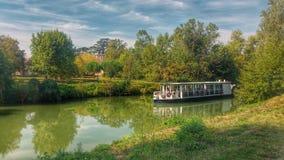Κρουαζιέρα ποταμών Στοκ φωτογραφίες με δικαίωμα ελεύθερης χρήσης