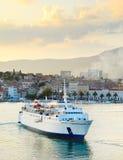 Κρουαζιέρα της Κροατίας στοκ φωτογραφία με δικαίωμα ελεύθερης χρήσης