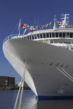 κρουαζιερόπλοιο τόξων στοκ εικόνες με δικαίωμα ελεύθερης χρήσης