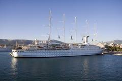 κρουαζιερόπλοιο Στοκ φωτογραφία με δικαίωμα ελεύθερης χρήσης