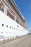 Κρουαζιερόπλοιο Msc Musica Στοκ φωτογραφία με δικαίωμα ελεύθερης χρήσης