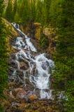 Κρυμμένες πτώσεις - επιχορήγηση Teton Στοκ Εικόνες