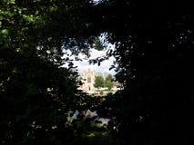 κρυμμένη θέση Στοκ εικόνες με δικαίωμα ελεύθερης χρήσης