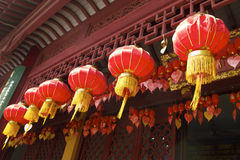 Κρυμμένη Σαγκάη: ο ναός του Βούδα νεφριτών, μια πολύ πνευματική θέση στοκ φωτογραφία