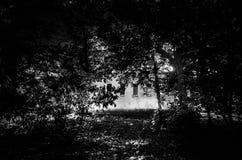 κρυμμένο σπίτι στοκ φωτογραφία
