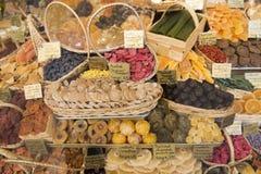 Κρυσταλλωμένα φρούτα Στοκ Εικόνα