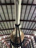Κρόνος Β πύραυλος φεγγαριών στο διαστημικό κέντρο Στοκ εικόνα με δικαίωμα ελεύθερης χρήσης