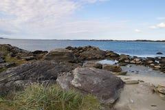 Κρύα Βόρεια Θάλασσα Στοκ Εικόνες