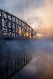 κρύα ημέρα Στοκ Φωτογραφία