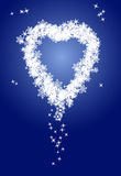 κρύα καρδιά απεικόνιση αποθεμάτων