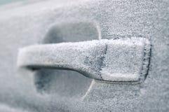 κρύα λαβή Στοκ Εικόνα