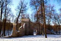 κρύες μνήμες ιστορίας Στοκ Φωτογραφίες