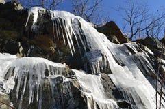 Κρύοι βράχοι Στοκ Εικόνες