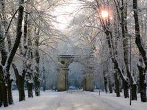 Κρύοι χρόνοι Στοκ φωτογραφίες με δικαίωμα ελεύθερης χρήσης