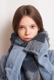 κρύος ερχόμενος καιρός Στοκ Εικόνες