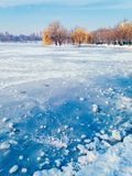 Κρύος καιρός στοκ φωτογραφία