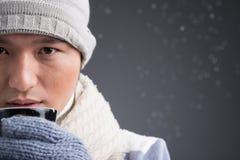 Κρύος καιρός Στοκ Εικόνες