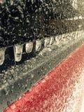 Κρύος πάγκος Στοκ εικόνες με δικαίωμα ελεύθερης χρήσης