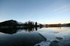 κρύος πάγος Στοκ φωτογραφία με δικαίωμα ελεύθερης χρήσης