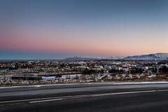 Κρύο αλλά ακόμα πρωί Στοκ φωτογραφία με δικαίωμα ελεύθερης χρήσης