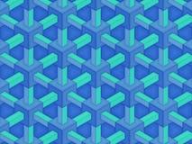 Κρύο δικτυωτό πλέγμα Στοκ Εικόνες