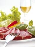 κρύο κρέας Στοκ φωτογραφία με δικαίωμα ελεύθερης χρήσης