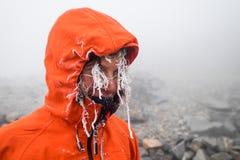 Κρύο κλίμα Στοκ Εικόνες
