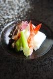 κρύο πιάτο Στοκ φωτογραφίες με δικαίωμα ελεύθερης χρήσης
