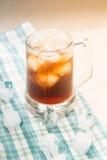 κρύο τσάι πάγου Στοκ Εικόνες