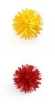 κρύσταλλα που απομονώνο Στοκ εικόνα με δικαίωμα ελεύθερης χρήσης